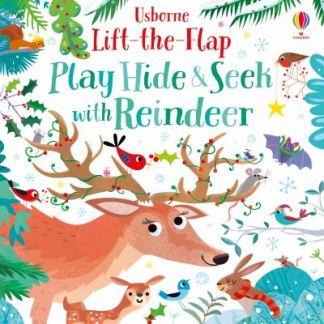 Play hide and seek with reindeer - Sam Taplin