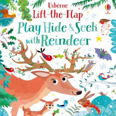 Play hide and seek with reindeer - Sam Taplin