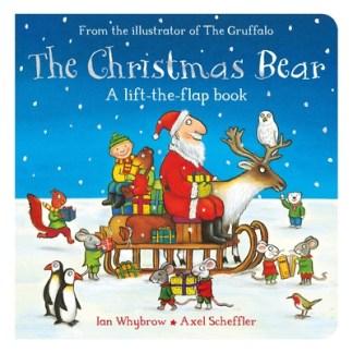The Christmas Bear BB - Ian Whybrow