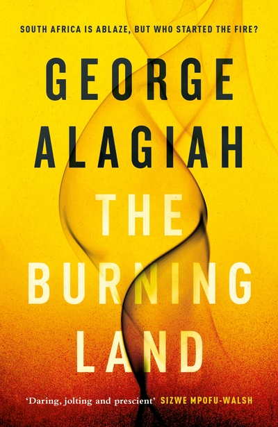Burning Land - George Alagiah