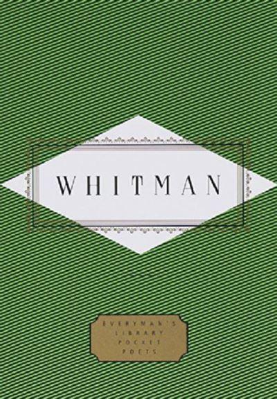 Pocket Poets Whitman - Walt Whitman
