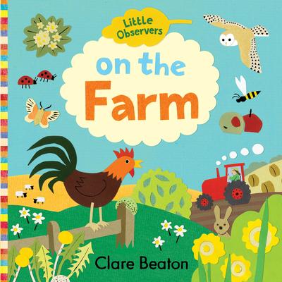 On The Farm - Clare Beaton