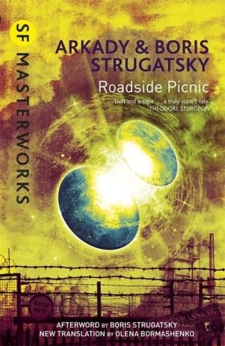 Roadside Picnic - Boris Strugatsky