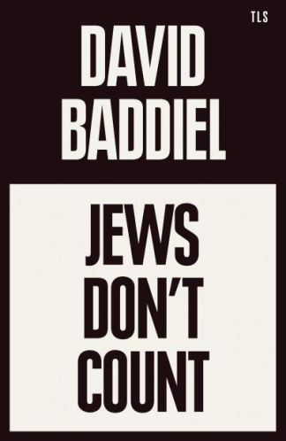 Jews don't count - David Baddiel