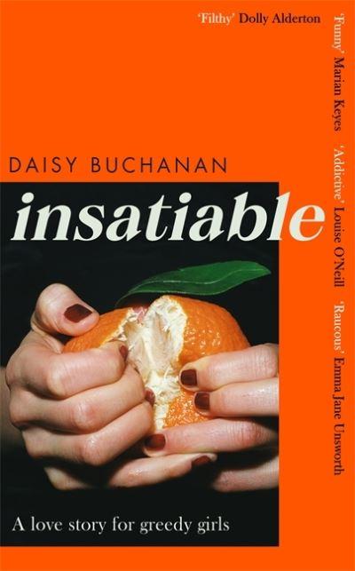Insatiable - Daisy(Journalis Buchanan