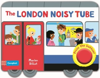 The London Noisy Tube - Marion Billet
