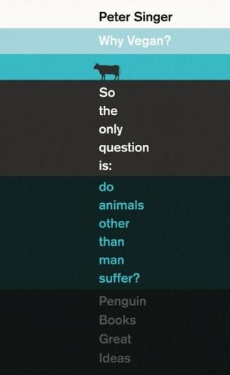 Why Vegan? - Peter Singer