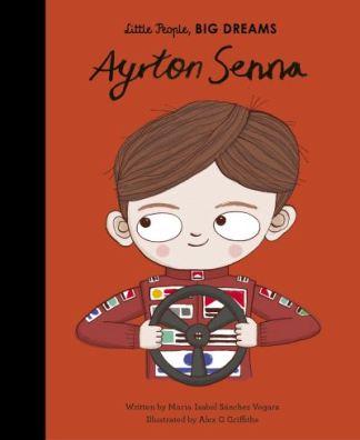 Ayrton Senna - Vegara,  Ma Isa S?nchez