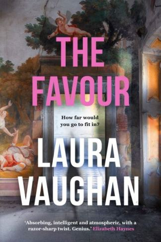 The favour - Laura Vaughan