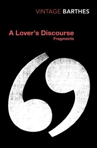 Vintage Classics Lovers Discourse - Roland Barthes