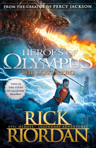 The Lost Hero - Riordan Rick