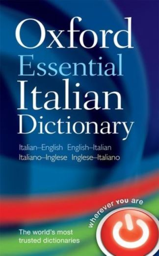 Oxford Essential Italian Dictionary -  ,