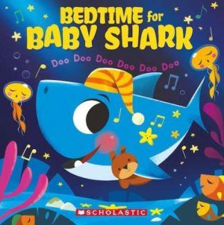 Bedtime for Baby Shark - John John Bajet