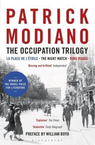 The occupation trilogy - Patrick Modiano