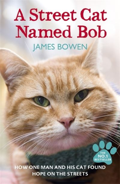 Street Cat Named Bob - James Bowen
