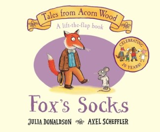 Fox's socks - Julia Donaldson