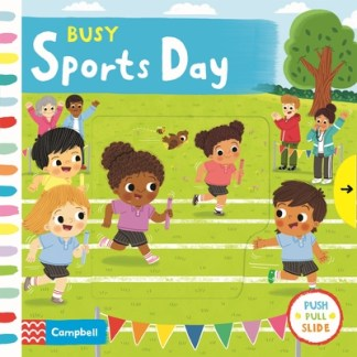 Busy Sports Day - Forshaw Louise