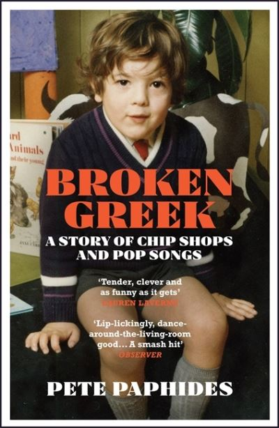 Broken Greek - Paphides Pete