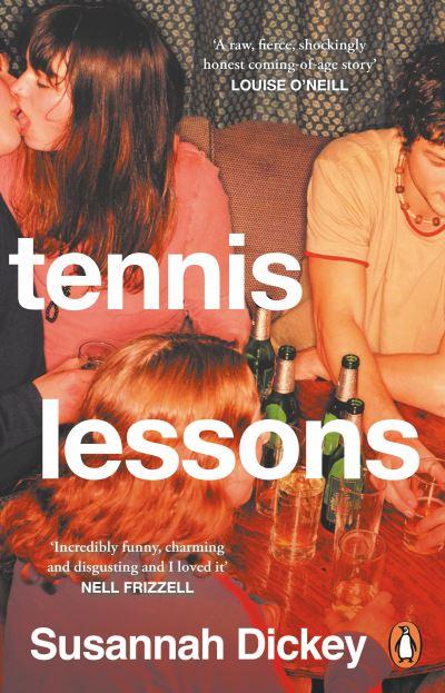 Tennis lessons - Susannah Dickey
