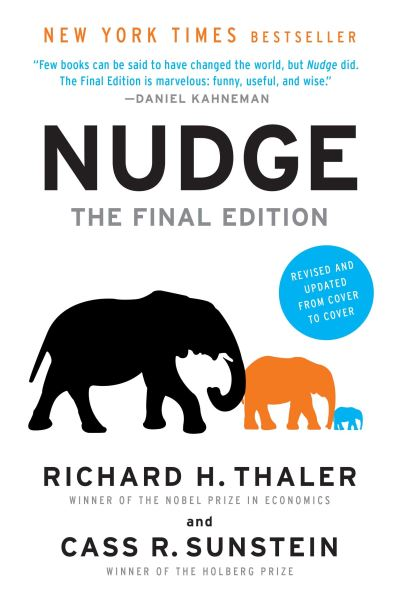 Nudge - Richard H. Thaler