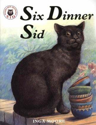 Six Dinner Sid - Inga Moore