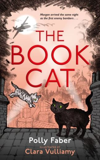 The Book Cat - Polly Faber