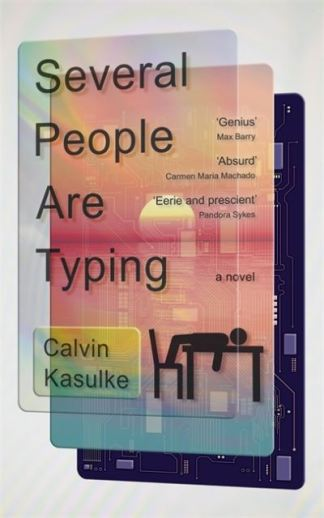 Several People Are Typing - Calvin Kasulke