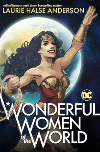 Wonderful Women of History - Laurie Halse Anderson