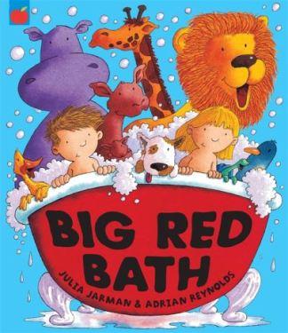 Big Red Bath WL - Julia Jarman