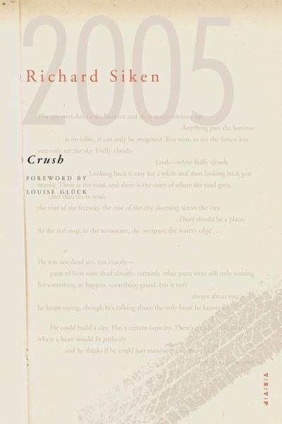 Crush - Richard Siken