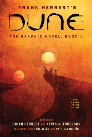 DUNE: The Graphic Novel, Book 1 - Frank Herbert