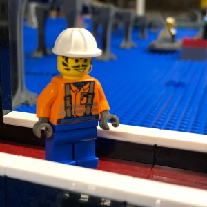 Director of Public Works, LEGO City of Bricklyn, Vermont