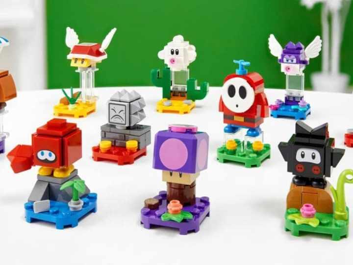 Lego Super Mario Series 2