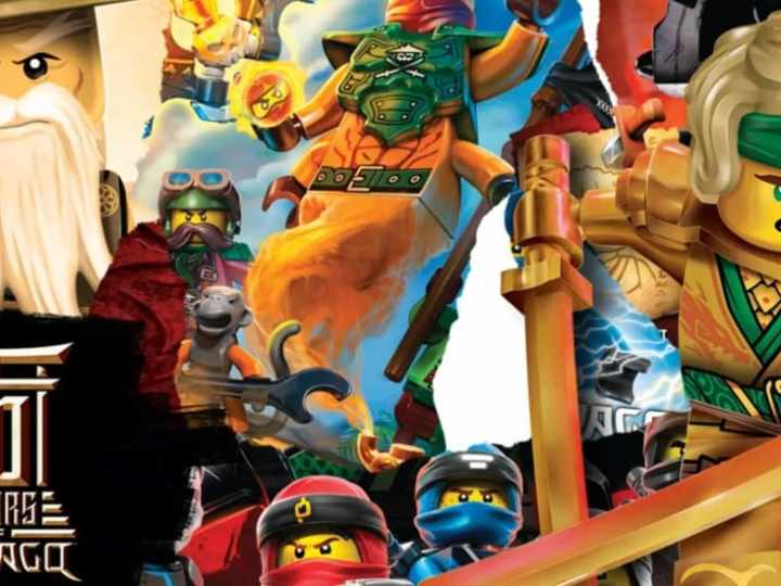 Aniversario Lego Ninjago