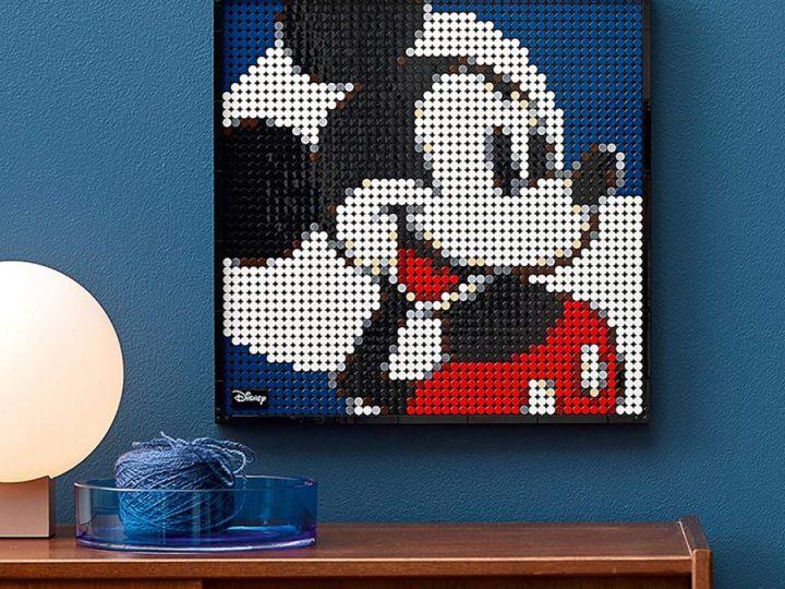 Lego cuadro