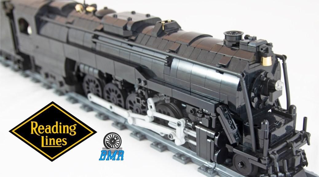 The First Locomotive From Brick Model Railroader | Brick Model