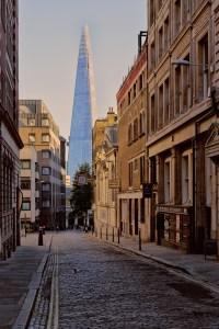 london, shard, skyscraper