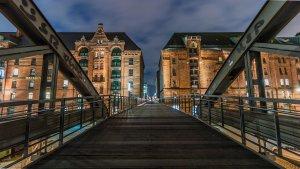 architecture, bridge, building