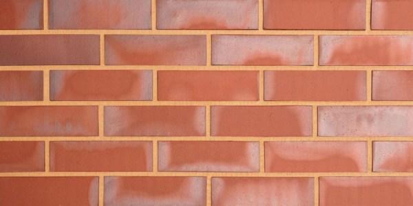 Dudley Red Blue Smooth Brick Slip