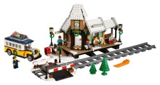 10259 winter village station 10