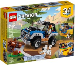 31075 lego creator outback adventures 2
