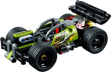 42072 lego technic whack! 0