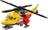 60179 lego city ambulance helicopter 3