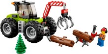 60181 lego city forest tractor 1