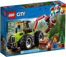 60181 lego city forest tractor 2