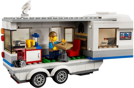 60182 lego city pickup & caravan 5