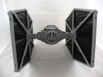 75095 lego star wars tie fighter 55