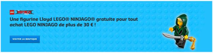 LEGO 30609 Lloyd polybag offert