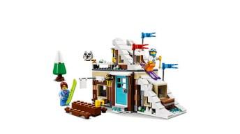 31080 lego creator modular winter vacation 2