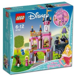 41152 lego disney sleeping beauty's fairytale castle 1